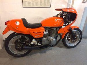 1982 Laverda Montjuic 500cc Twin Mk2