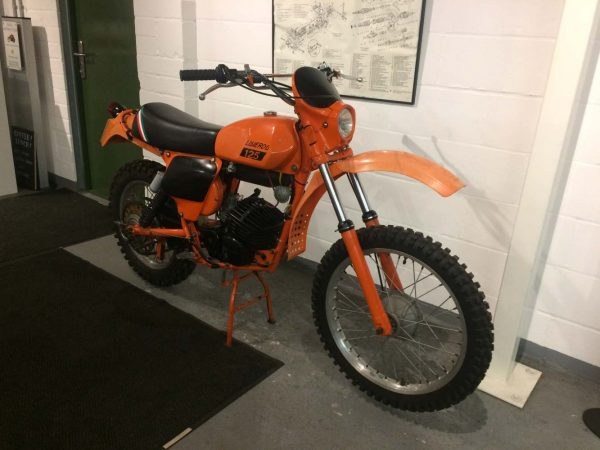 1977 Lavera LH3 125cc Enduro