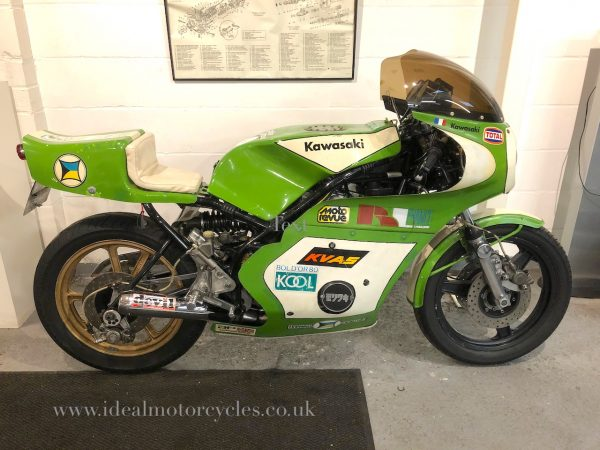 1980 Harris Magnum 1 Kawasaki Z1