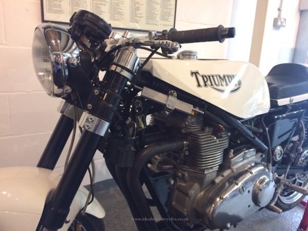1971 Rob North Triumph
