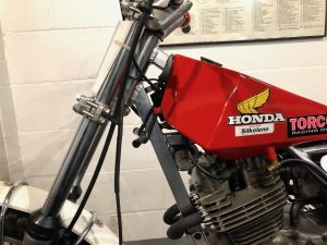 1980 Fraser Honda HT250