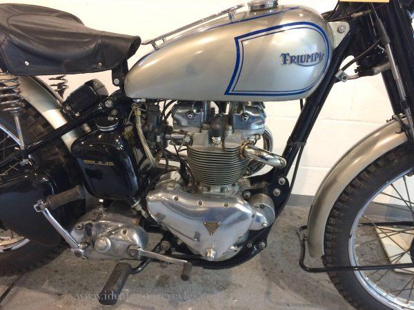 1953 Triumph Trophy TR5