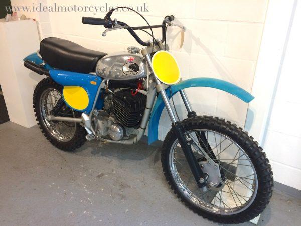 1976 Greeves Mkii 380 QUB Griffon