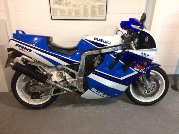 1991 Suzuki GSXR 1100M