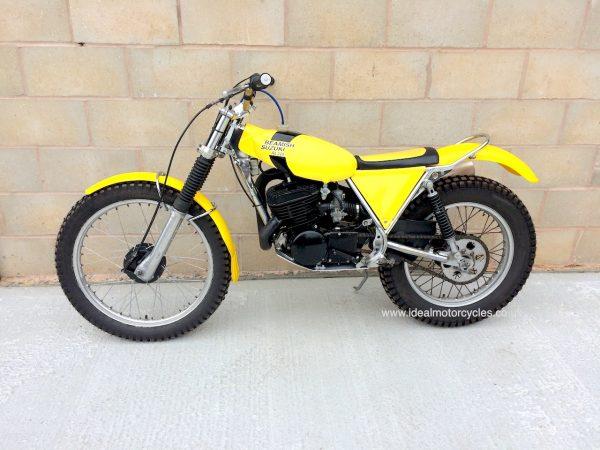 1978 Beamish Suzuki RL 325