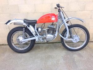 1966 Greeves Anglian Trials