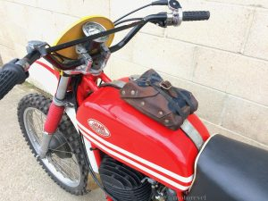 1975 Jawa 653 Type 350cc ISDT