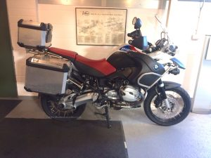 2010 BMW R1200 GS Adventure TU