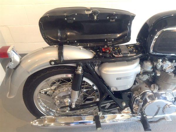 1965 Honda Black Bomber