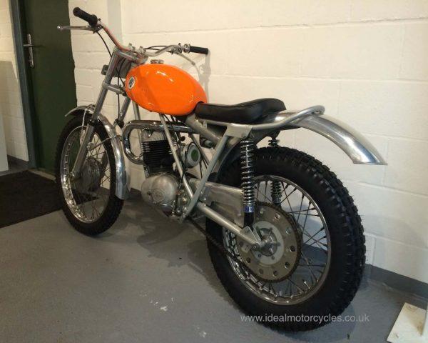 1968 AJS 37A Trials