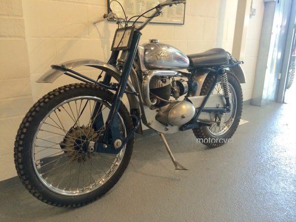 1961 Greeves Scottish