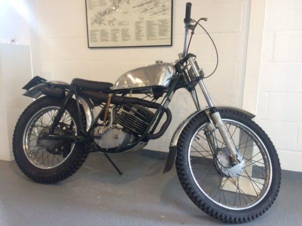 1972 Greeves Pathfinder