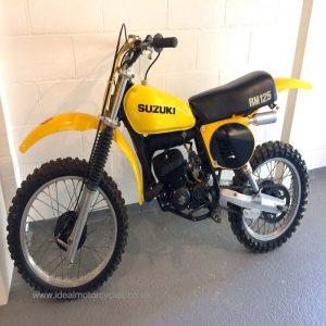 1978 Suzuki RM 125B