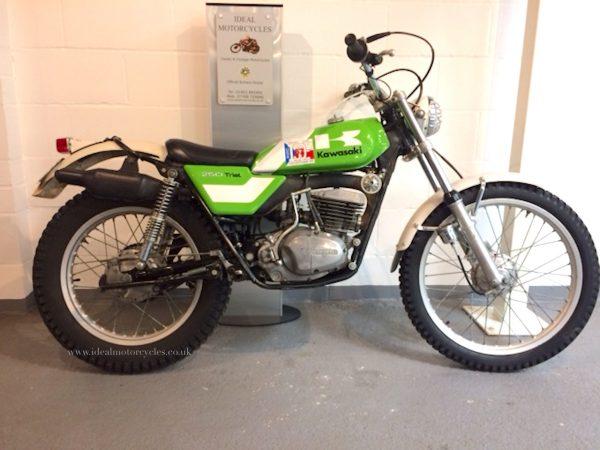 1975 Kawasaki KT250