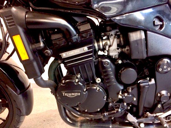 1997 Triumph 750 Speed Triple