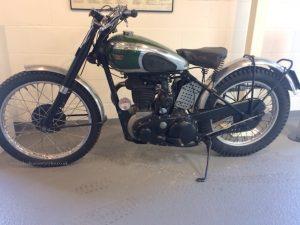1950 BSA YB 34