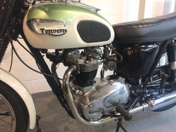 1967 Triumph Trophy 650cc