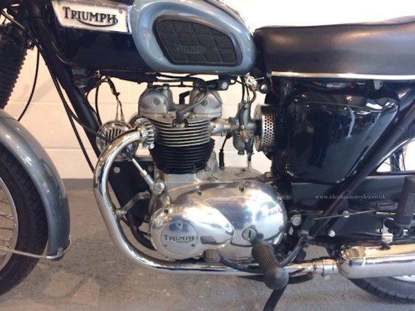 1969 T100 SE 500cc