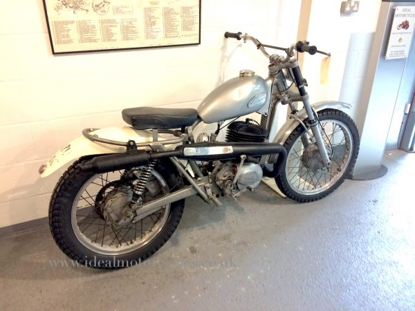 1965 Greeves TFS 250
