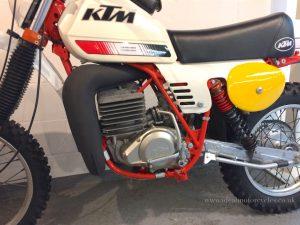 1981 KTM 420GS Twinshock