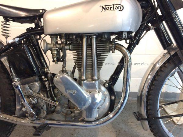 1951 Norton 500T Ex Works