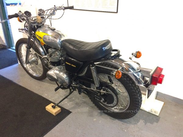 1972 Triumph Trophy Trail