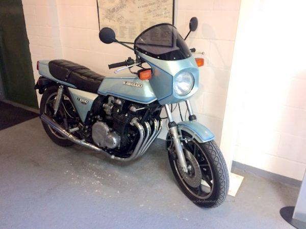 1978 Kawasaki 100 Z1R