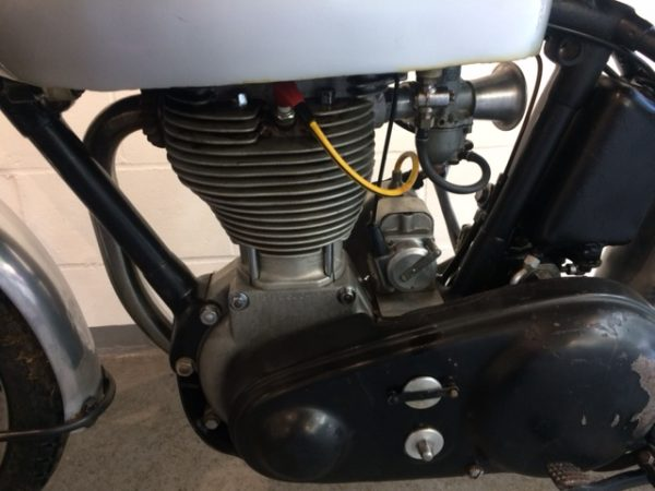 1949 Norton 500 Trials