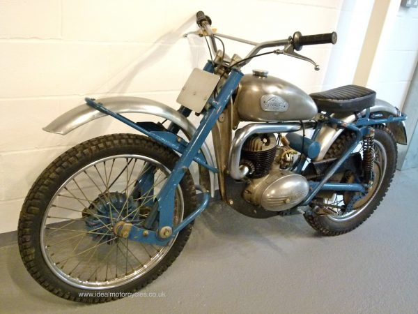 1959 Greeves Scottish