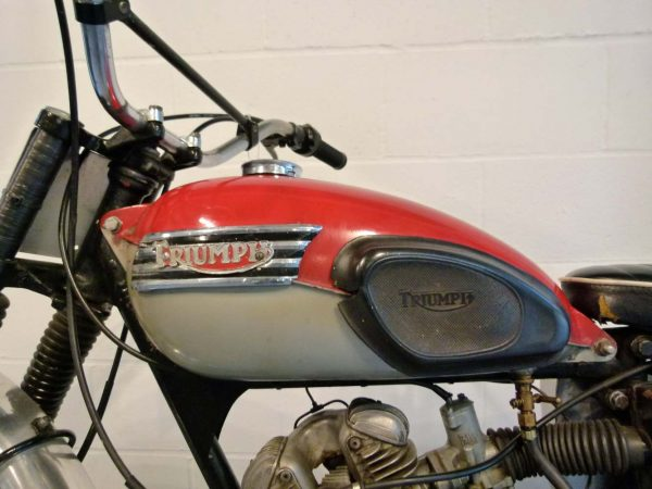 Triumph Tiger Cub