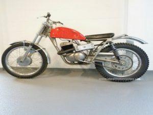 1967 - 1969 Cheetah 250cc