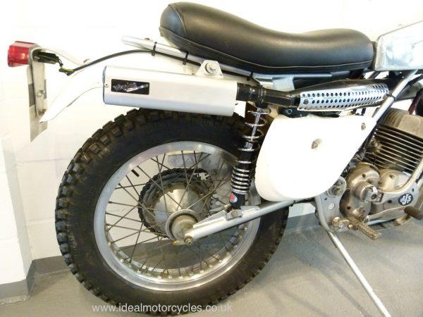 1977 AJS Y4 250 Stormer