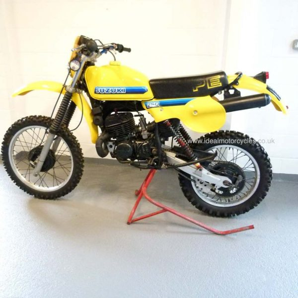 1981 Suzuki PE 250X