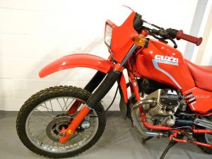 1986 Moto Guzzi V65TT