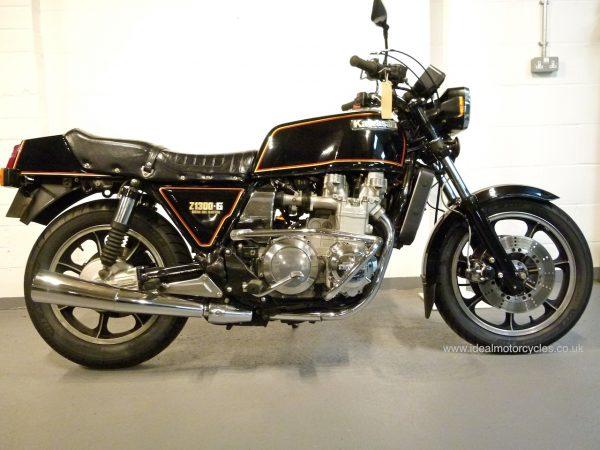 1985 Kawasaki X1300-6