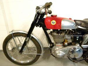 1957 Ariel HT3 Trials