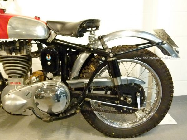 1957 Ariel HT3 Trials