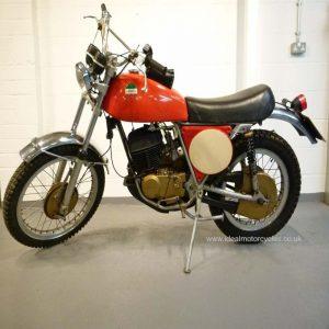 1977 Laverda 250 Chott