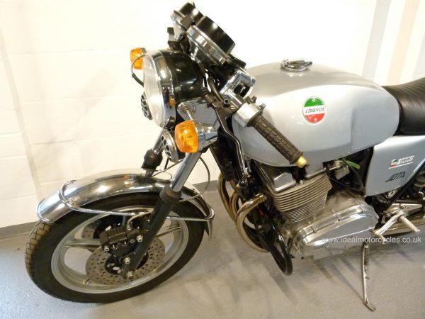 1979 Laverda Jota 1000cc