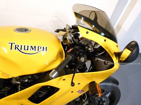 1996 Triumph Daytona Super III