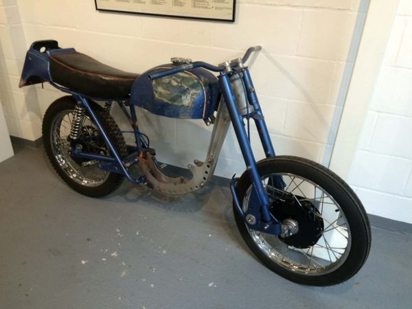 Greeves Essex (rolling chassis)