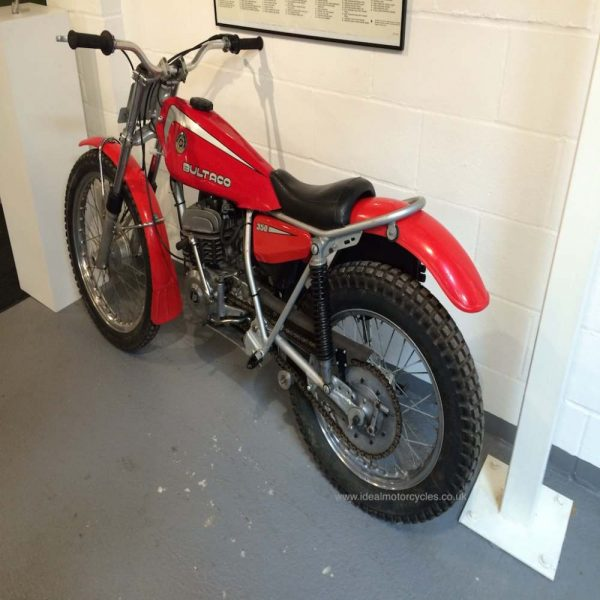 1982 Bultaco 350 Sherpa