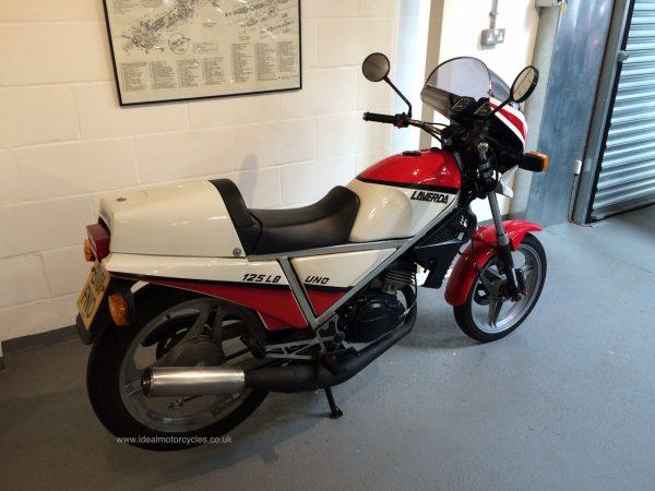 1985 Laverda 125LB UNO