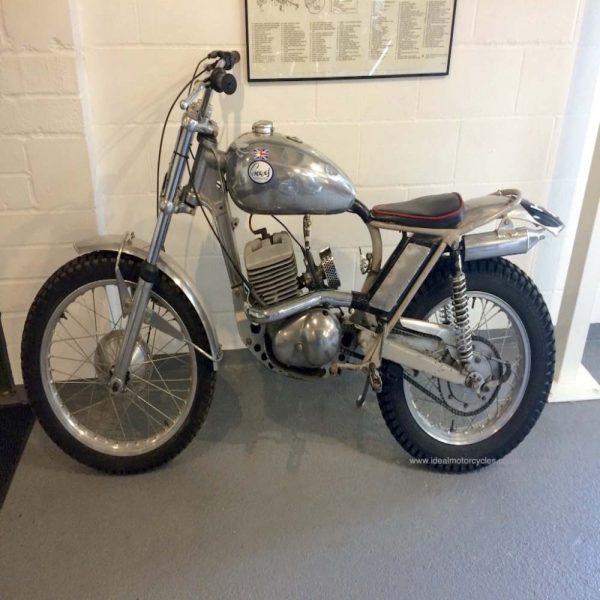 1965 Greeves Anglian 24TGS 116