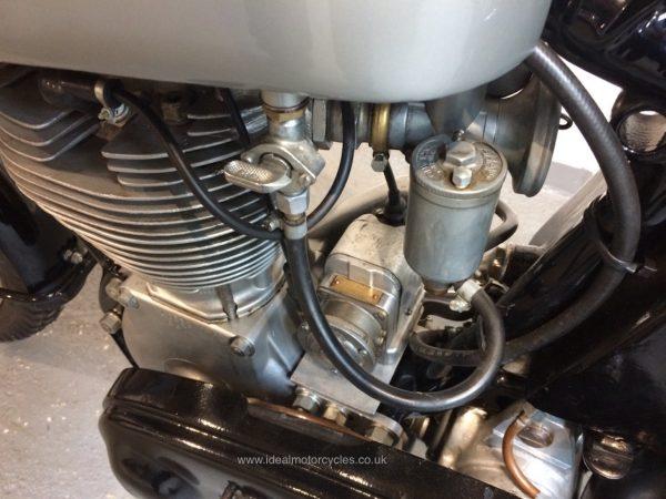 1951 Norton 500T